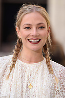 Clara Paget arriving for the Royal Academy of Arts Summer Exhibition 2018 opening party, London, UK. <br /> 06 June  2018<br /> Picture: Steve Vas/Featureflash/SilverHub 0208 004 5359 sales@silverhubmedia.com