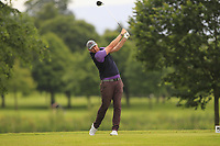 Matt Rice (Purley Downs GC) on the 8th tee during Round 1 of the Titleist &amp; Footjoy PGA Professional Championship at Luttrellstown Castle Golf &amp; Country Club on Tuesday 13th June 2017.<br /> Photo: Golffile / Thos Caffrey.<br /> <br /> All photo usage must carry mandatory copyright credit     (&copy; Golffile | Thos Caffrey)