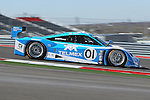 Scott Pruett (01), driver of Chip Ganassi Racing BMW in action during the Grand-Am of the Americas practice and qualifying sessions at the Circuit of the Americas race track in Austin,Texas...