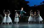 English National Ballet;<br /> La Sylphide;<br /> Isaac Hern&aacute;ndez;