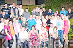 2328-2332.Key to the Door: Gary McCormack, Manor Court, Tralee (seated front) celebrated his 21st last Saturday night in Nancy Myles bar/restaurant, Ballymullen, Tralee with many family and friends and a special mention to his Grandparents, Celia Lynch, Eileen & Vince McCormack and to his Aunt who arrived from New Zealand with her 2 daughters Sophia & Holly.