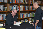CORAL GABLES, FL - APRIL 19: Author and screenwriter Bret Easton Ellis in conversation and book signing about his new book 'WHITE' at Books & Books on April 19, 2019 in Coral Gables, Florida.  ( Photo by Johnny Louis / jlnphotography.com )