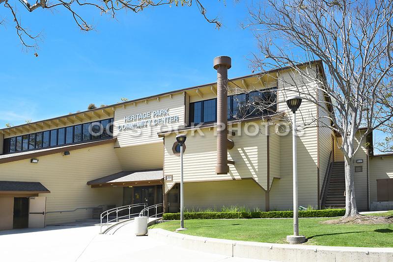 Heritage Park Community Center Irvine California