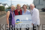 Ballinskelligs will be a hive of activity this weekend for the annual Skellig Fest organised by Ballinskelligs Tourism. .L-R Lilian O'Byrne, Barbara Cassidy, Jackie Greene and Dominick O'Byrne.