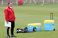 Swansea City FC, training session, Llandarcy, Swansea, 16/03/12<br />
