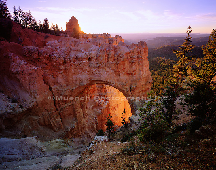 Natural Bridges - Bryce Canyon N.P.