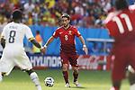 Joao Moutinho (POR), JUNE 26, 2014 - Football / Soccer : FIFA World Cup Brazil<br /> match between Portugal and Ghana at the Estadio Nacional in Brasilia, Brazil. (Photo by AFLO) [3604]