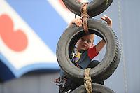 SPORT: HEERENVEEN: 19-10-2015, Mega Sportdag, ©foto Martin de Jong