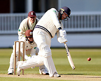 Alex Blake bats for Kent during the friendly game between Kent CCC and Surrey at the St Lawrence Ground, Canterbury, on Friday Apr 6, 2018