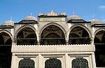 Turkey, Istanbul. Suleymaniye Imperial Mosque