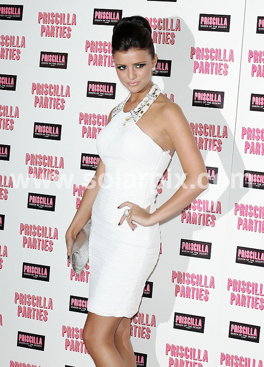 **ALL ROUND PICTURES FROM SOLARPIX.COM**                                             **WORLDWIDE SYNDICATION RIGHTS**                                                                                  Caption: Outside arrivals at the Priscilla Parties Launch event. Held at The Palace Theatre, Shaftesbury Avenue, London, UK.  January 24, 2011.                                                                              This pic: Lucy Meck                                         JOB REF: 12709 LNJ       DATE: 24_01_2011                                                           **MUST CREDIT SOLARPIX.COM OR DOUBLE FEE WILL BE CHARGED**                                                                      **MUST AGREE FEE BEFORE ONLINE USAGE**                               **CALL US ON: +34 952 811 768 or LOW RATE FROM UK 0844 617 7637**