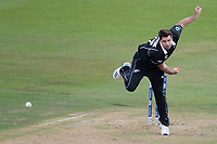 Colin de Grandhomme (New Zealand) in action during West Indies vs New Zealand, ICC World Cup Warm-Up Match Cricket at the Bristol County Ground on 28th May 2019