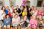 Siobhan Power, Lis Ard, Tralee, celebrating a special birthday with family and friends at Bella Bia on Sunday