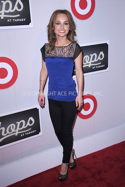 WWW.ACEPIXS.COM . . . . . .May 1, 2012...New York City....Giada De Laurentiis attends The Shops At Target Launch Party on May 1, 2012  in New York City ....Please byline: KRISTIN CALLAHAN - ACEPIXS.COM.. . . . . . ..Ace Pictures, Inc: ..tel: (212) 243 8787 or (646) 769 0430..e-mail: info@acepixs.com..web: http://www.acepixs.com .