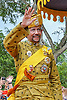 Sultan Of Brunei Celebrates Golden Jubilee