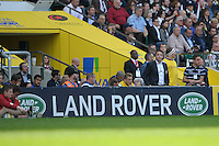 Mike Ford, Bath Rugby Head Coach, looks on during the Aviva Premiership Rugby Final at Twickenham Stadium on Saturday 30th May 2015 (Photo by Rob Munro)