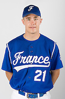 15 Aug 2007: Patrick Carlson  - Team France Baseball