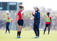 USWNT Training, February 26, 2017