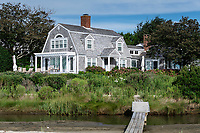 Charming Cape Cod style beach house, Chatham, Cap[e Cod, Massachusetts, USA.