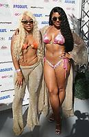 08 June 2019 - Las Vegas, NV - Denashia Douglas, Ashanti. Ashanti performs at Flamingo Las Vegas' GO Pool  Dayclub. Photo Credit: MJT/AdMedia