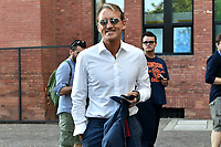 Roberto Mancini coach of the Italy National Team <br /> Bologna 16-06-2019 Stadio Renato Dall'Ara <br /> Football UEFA Under 21 Championship Italy 2019<br /> Group Stage - Final Tournament Group A<br /> Italy - Spain <br /> Photo Andrea Staccioli / Insidefoto