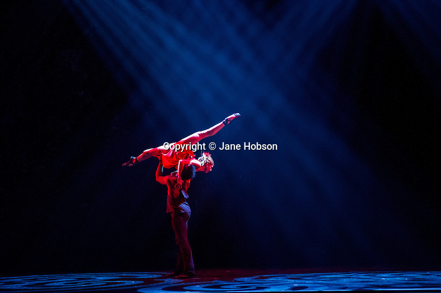 London, UK. 06.03.2013. BALLET REVOLUCION returns to the Peacock Theatre. Photo credit: Jane Hobson.