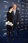 12.11.2014, Hyatt, Berlin, GER, Berlin, Laureus, Medien Preis 2014, im Bild Franz Beckenbauer<br /> <br />               <br /> Foto &copy; nordphoto /  Engler