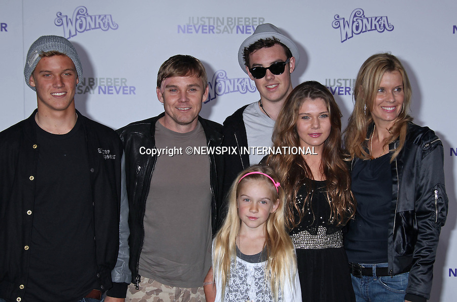 """RICK SCHRODER.at Justin Bieber's """"Never Say Never"""" World Premiere, Nokia Theatre, Los Angeles_08/02/2011.Mandatory Photo Credit: ©M.Philips_Newspix International..**ALL FEES PAYABLE TO: """"NEWSPIX INTERNATIONAL""""**..PHOTO CREDIT MANDATORY!!: NEWSPIX INTERNATIONAL(Failure to credit will incur a surcharge of 100% of reproduction fees)..IMMEDIATE CONFIRMATION OF USAGE REQUIRED:.Newspix International, 31 Chinnery Hill, Bishop's Stortford, ENGLAND CM23 3PS.Tel:+441279 324672  ; Fax: +441279656877.Mobile:  0777568 1153.e-mail: info@newspixinternational.co.uk"""