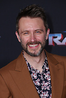 10 October  2017 - Hollywood, California - Chris Hardwick. World Premiere of &quot;Thor: Ragnarok&quot; held at The El Capitan Theater in Hollywood. <br /> CAP/ADM/BT<br /> &copy;BT/ADM/Capital Pictures