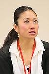 Manami Mitsuboshi, APRIL 21, 2013 : The Building up Team Japan 2013 for Sochi at Ajinomoto NTC, Tokyo, Japan. (Photo by AFLO SPORT)