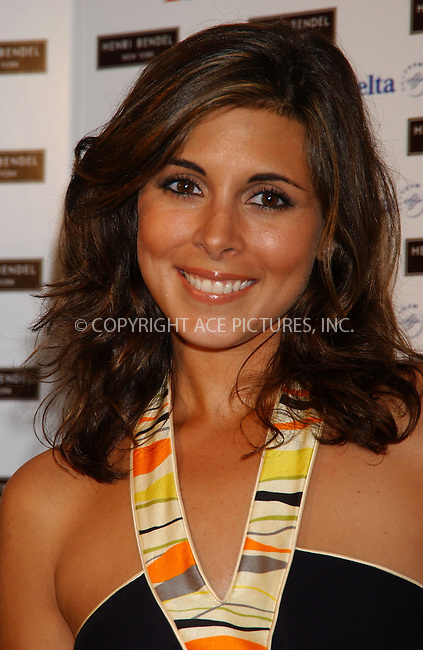 WWW.ACEPIXS.COM . . . . . ....June 14, 2006, New York City....Jamie Lynn Sigler attends the Delta Jet Set Summer Party held at Henri Bendel store.....Please byline: KRISTIN CALLAHAN - ACEPIXS.COM.. . . . . . ..Ace Pictures, Inc:  ..(212) 243-8787 or (646) 769 0430..e-mail: info@acepixs.com..web: http://www.acepixs.com