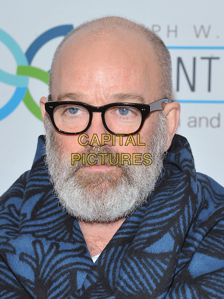 New York,NY-November 2: Michael Stipe  attend Elton John AIDS Foundation's 14th Annual An Enduring Vision Benefit at Cipriani Wall Street on November 2, 2015 in New York City.. <br /> CAP/MPI/STV<br /> &copy;STV/MPI/Capital Pictures