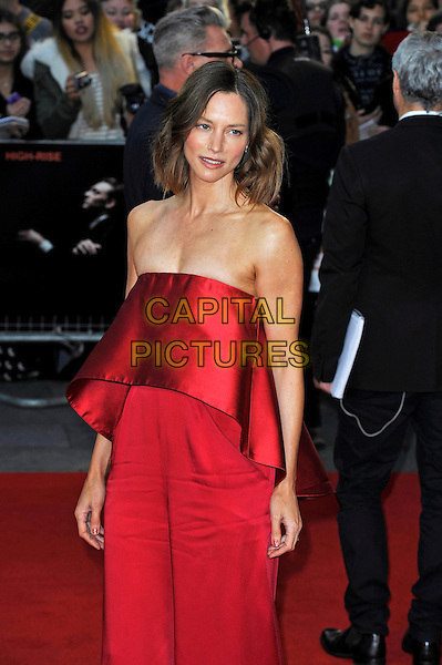 LONDON, ENGLAND - OCTOBER 9: Sienna Guillory attending the 'High Rise' premiere at the 59th BFI London Film Festival at Odeon Cinema, Leicester Square on October 9, 2015 in London, England.<br /> CAP/MAR<br /> &copy; Martin Harris/Capital Pictures