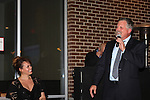 As The World Turns' Lauren B. Martin & Guiding Light's Robert Newman - Karaoke for Autism hosted by ATWT Lauren B. Martin - 13th Annual Daytime Stars and Strikes for Autism and attended by Robert Newman and the many fans on April 22, 2016 at The Residence Inn Secaucus Meadowland, Secaucus, NJ. April is Autism Awareness Month - Make a Difference This Spring. (Photo by Sue Coflin/Max Photos)