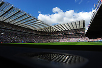 A general view of St James' Park during Newcastle United vs Tottenham Hotspur, Premier League Football at St. James' Park on 13th August 2017