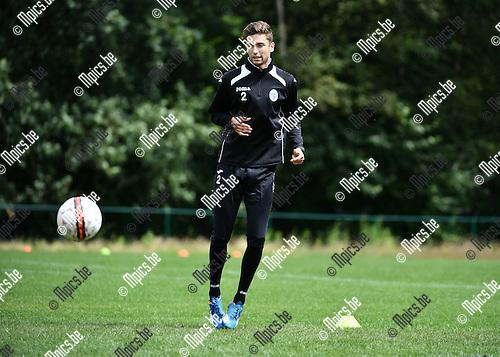 2016-07-13 / Voetbal / Seizoen 2016-2017 / Training KFCO Beerschot Wilrijk / Jan Van den Bergh<br /> <br /> Foto: Mpics.be