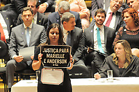 SÃO PAULO,SP,18.12.2018 - DIPLOMAÇÃO-SP - Tania Sousa Bonfim durante cerimonia de diplomação dos candidatos eleitos para assumir o cargo em janeiro 2019. A cerimonia foi realizada na sala Sao Paulo nesta terça-feira, 18. (Foto Dorival Rosa/Brazil Photo Press)