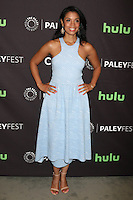 BEVERLY HILLS, CA - SEPTEMBER 13: Susan Kelechi Watson at the PaleyFest 2016 Fall TV Preview featuring NBC at the Paley Center For Media in Beverly Hills, California on September 13, 2016. Credit: David Edwards/MediaPunch