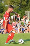 18.07.2018, Voehlinstadion, Illertissen, GER, FSP, FV Illertissen - VfB Stuttgart, im Bild Jose Rios Alonso (Stuttgart, #41)<br /> <br /> Foto &copy; nordphoto / Hafner