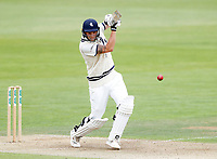 Harry Podmore bats for Kent during the County Championship Division Two game between Kent and Northants at the St Lawrence ground, Canterbury, on Sept 4, 2018.