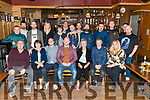 Sean Coffey from Gap of Dunloe celebrated his 40th birthday surrounded by friends and family in the Courtney's Bar, Killarney last Friday night.