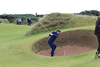 AP McCoy (IRL) during Round 3 of the Alfred Dunhill Links Championship 2019 at Kingbarns Golf CLub, Fife, Scotland. 28/09/2019.<br /> Picture Thos Caffrey / Golffile.ie<br /> <br /> All photo usage must carry mandatory copyright credit (© Golffile | Thos Caffrey)