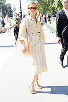Street fashion outside Chanel show<br /> Paris Fashion week Haute Couture 2019<br /> Paris, France in July 2019.<br /> CAP/GOL<br /> ©GOL/Capital Pictures