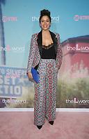 "2 December 2019 - Los Angeles, California - Mercedes Mason. Premiere Of Showtime's ""The L Word: Generation Q"" held at Regal LA Live. Photo Credit: FS/AdMedia /MediaPunch"