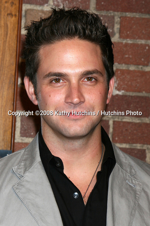 Brandon Barash arriving at the SOAPS IN THE CITY soap website launch party  in West Hollywood, CA.October 16, 2008.©2008 Kathy Hutchins / Hutchins Photo...                .