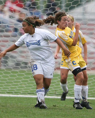 2009 Saint Joseph's High School Soccer Indian Invitational.Carmel vs. Hamilton South East