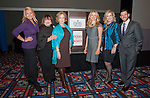 Amilya Antonetti, Gayla Bentley with First Lady Anita Perry, Christine Hassler, Cindy Morrison and Dave Lesh
