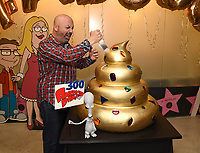 "LOS ANGELES - MAY 21: Matt Weitzman, EP/Co-Creator/Showrunner attends the 300th episode table ready and cake cutting celebration for 20th Century Fox Television's ""American Dad"" on May 21, 2019 in Los Angeles, California. (Photo by Frank Micelotta/20th Century Fox Television/PictureGroup)"