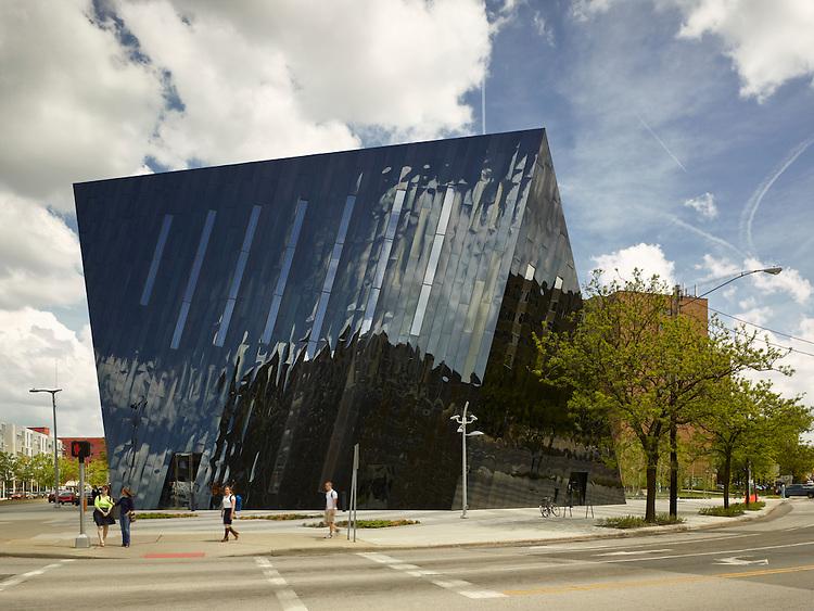 MOCA Cleveland | FMA & WRLdesign