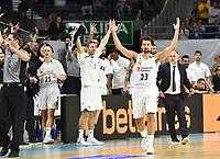 2018.10.07 ACB Real Madrid Baloncesto VS Unicaja